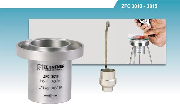 ZFC 3010-3015 Flow Cups/Immersion Flow Cups